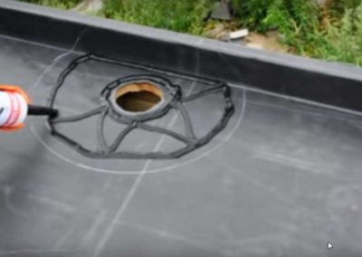 repairing a residential roof
